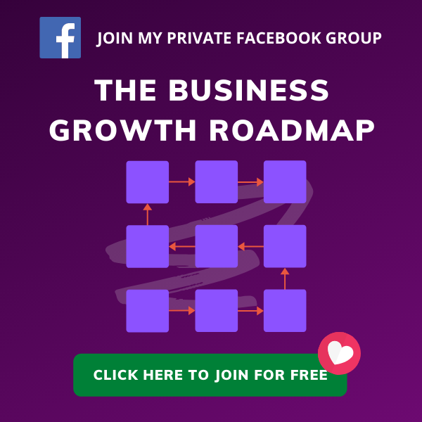 Business Growth Roadmap Facebook Group