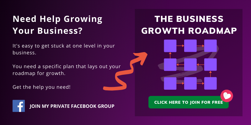 Need Help Growing Your Business - BGR FB Group